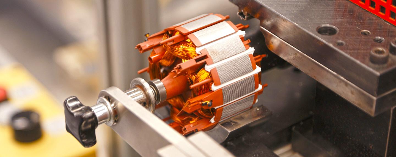 Ipari motor- és ventilátorgyártás